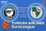 27 January 2017 Euroleague Tips – Darussafaka Dogus Istanbul v Zalgiris Kaunas
