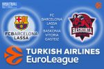 27 January 2017 Euroleague Tips – FC Barcelona Lassa v Baskonia Vitoria Gasteiz
