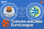30 March 2017 Euroleague Tips – FC Barcelona Lassa v Maccabi FOX Tel Aviv