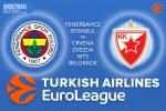 8 December 2016 Euroleague Tips – Fenerbahce Istanbul v Crvena Zvezda mts Belgrade