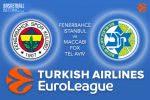 21 March 2017 Euroleague Tips – Fenerbahce Istanbul v Maccabi FOX Tel Aviv