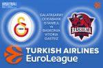 31 March 2017 Euroleague Tips – Galatasaray Odeabank Istanbul v Baskonia Vitoria Gasteiz
