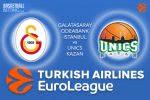 22 March 2017 Euroleague Tips – Galatasaray Odeabank Istanbul v Unics Kazan