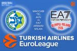 9 March 2017 Euroleague – Maccabi Fox Tel Aviv v EA7 Emporio Armani Milan