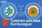 6 April 2017 Euroleague Tips – Maccabi FOX Tel Aviv v Panathinaikos Superfoods Athens