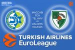 23 March 2017 Euroleague Tips – Maccabi FOX Tel Aviv v Zalgiris Kaunas