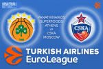 31 March 2017 Euroleague Tips – Panathinaikos Superfoods Athens v CSKA Moscow