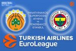 25 April 2017 Euroleague Playoffs Tips – Fenerbahce Istanbul v Panathinaikos Superfoods Athens