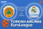 16 March 2017 Euroleague – Panathinaikos Superfoods Athens v Real Madrid
