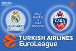 21st May 2017 Euroleague Third Place Match - Real Madrid v CSKA Moscow