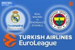 19 May 2017 Euroleague Final Four Semi Final A - Fenerbahce Istanbul v Real Madrid