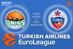 24 March 2017 Euroleague Tips – Unics Kazan v CSKA Moscow