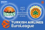 30 December 2016 Euroleague Tips – Unics Kazan v Panathinaikos Superfoods Athens