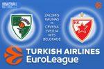 6 January 2017 Euroleague Tips – Zalgiris Kaunas v Crvena Zvezda mts Belgrade