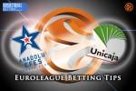 25 March Euroleague Top 16 Group E – Anadolu Efes Istanbul v Unicaja Malaga
