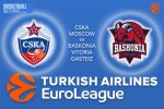 20 April 2017 Euroleague Playoffs Tips – CSKA Moscow v Baskonia Vitoria Gasteiz