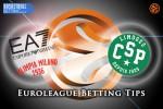 18 December Euroleague Regular Season Group B – EA7 Emporio Armani Milan v Limoges CSP