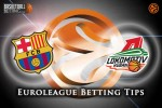 21 April Euroleague Playoff D – FC Barcelona Lassa v Lokomotiv Kuban Krasnodar