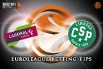 3 December Euroleague Regular Season Group B – Laboral Kutxa Vitoria Gasteiz v Limoges CSP