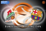 26 April Euroleague 2016 Playoff D – Lokomotiv Kuban Krasnodar v FC Barcelona Lassa