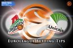 31 March Euroleague Top 16 Group E – Lokomotiv Kuban Krasnodar v Unicaja Malaga
