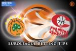 1 April Euroleague Top 16 Group E – Panathinaikos Athens v Cedevita Zagreb