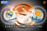 7 April Euroleague Top 16 Group F – Real Madrid v Khimki Moscow Region