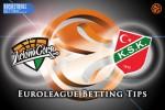 18 December Euroleague Regular Season Group C - Stelmet Zielona Gora v Pinar Karsiyaka Izmir