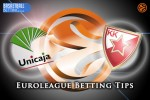 18 March Euroleague Top 16 Group E – Unicaja Malaga v Crvena Zvezda Telekom Belgrade