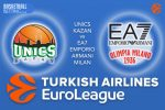1 December 2016 Euroleague Tips – Unics Kazan v EA7 Emporio Armani Milan