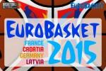 EuroBasket 2015 - Spain v Lithuania