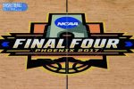 March Madness Final Four 2017
