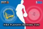 NBA Western Conference Finals Betting Tips For May 25, 2015 – Golden State Warriors @ Houston Rockets