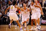 Phoenix Mercury Claims First WNBA Title In Five Years