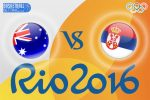 19th Aug Olympic Men's Semi Final – Australia v Serbia Tips
