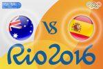 21 August Olympic Men's Bronze Medal Match – Australia v Spain Tips