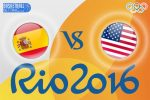 19th Aug Olympic Men's Semi Final – Spain v United States Tips
