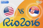 21 August Olympic Men's Final – USA v Serbia Tips