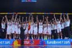 Spain Win EuroBasket 2015