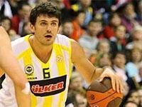 Fenerbahçe Ülker - Mirsad Turkcan