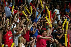 FIBA 2014 Spain Fans