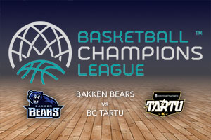 Bakken Bears v BC Tartu - Betting Tips