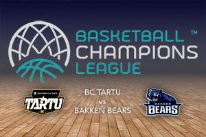 BC Tartu v Bakken Bears - Betting Tips