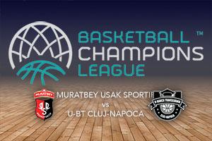 Muratbey Usak Sportif v U-BT Cluj-Napoca - Betting Tips