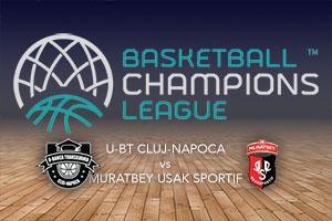 U-BT Cluj-Napoca v Muratbey Usak Sportif - Betting Tips