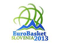 FIBA EuroBasket 2013 Logo