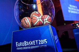 FIBA EuroBasket 2015 Draw