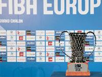 FIBA Europe Cup Throphy