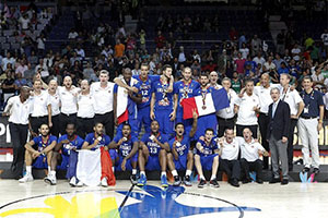 FIBA World Cup 2014 France Third Place