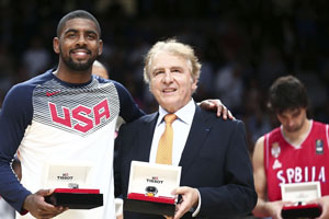 Kyrie Irving FIBA World Cup 2014 MVP
